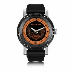 Holler Men's Black Magic Black Watch